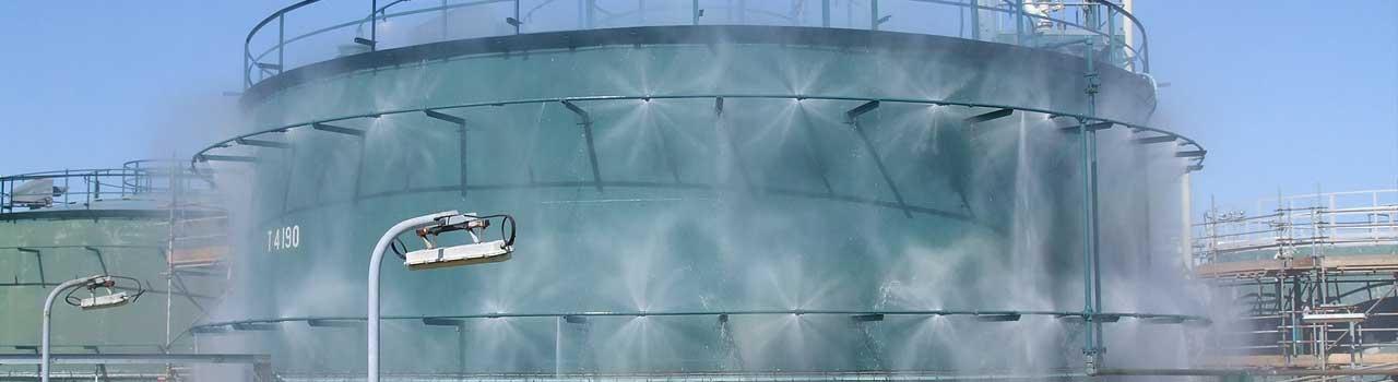 Deluge Fire Sprinkler System | VFP Fire Systems